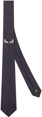 Fendi Bag Bugs Eyes tie