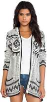 Chaser Women's Hooded Cardigan CW5904 (S)