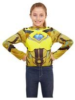 Power Rangers Deluxe Yellow Ranger Dress Up Set