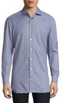 Kiton Checked Shirt