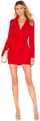 superdown Joan Belted Blazer Dress