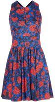 Sophie Theallet garden print mini dress - women - Cotton - 6