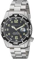 Momentum Men's 1M-DV52B0 M50 Mark II Military Inspired Analog Black Watch