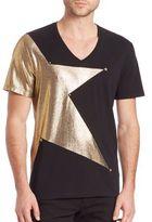 Versace Foil Star T-Shirt