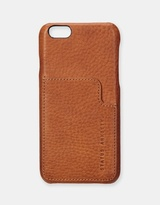Status Anxiety Hunter and Fox - Tan iPhone 6 Plus Case