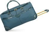 "Nine West Kaley 22"" Rolling Duffle"