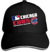 Budontf Chicago Cubs Team 2016 Postseason Men's Flex Baseball Cap