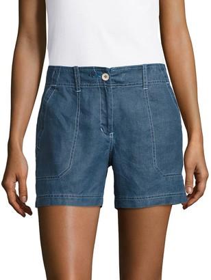 Tommy Bahama Knit Denim Shorts
