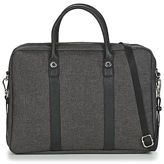 Arthur   Aston Arthur Aston MANILLE men's Briefcase in Grey