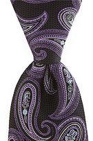 Daniel Cremieux Ornate Paisley Traditional Silk Tie