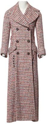 Alessandra Rich Multicolour Synthetic Coats