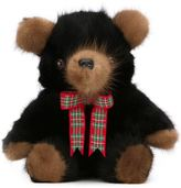 Liska mink fur teddy bear