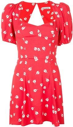 Reformation Clancie Mini Dress