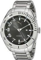 Puma Men's PU103951005 Octane II Analog Display Quartz Silver Watch