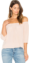 Smythe Gypset Blouse in Blush. - size M (also in )