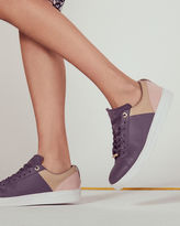 Ted Baker Laceup colour block sneakers