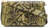 Wandler Georgia snakeskin-effect shoulder bag