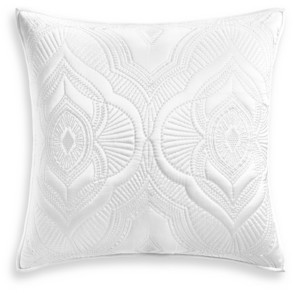 Hotel Collection Classic Medallion Quilted European Sham, Created for Macy's Bedding