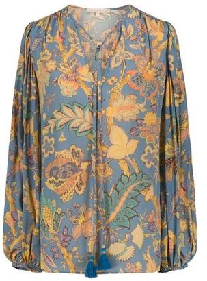 Vanessa Bruno Viscose printed Natanael blouse