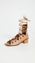 Stella McCartney Maia Strings Sandals