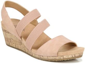 LifeStride Marina Cork Wedge Sandal