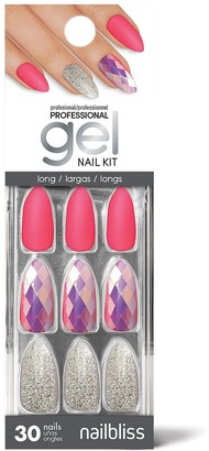 Nail Bliss Festival Ready Gel Nail Kit