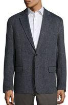 Billy Reid Lexington Linen Blend Jacket