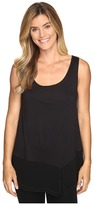Lilla P Sleeveless Scoop Neck Tank Top