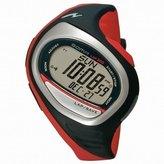 Soma Unisex 300 Running Watch, Red/Black/White
