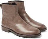 Belstaff - Attwell Leather Boots
