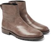 Belstaff - Attwell Leather Boots