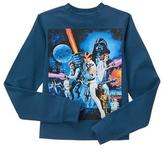 Gymboree STAR WARS Poster Pullover