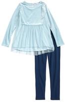 Splendid Toddler Girl's Velour Tunic & Leggings Set