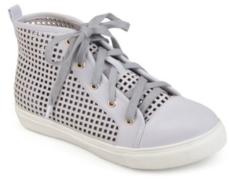 Journee Collection Nycole High-Top Sneaker