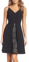Maggy London Women's Split Fit & Flare Dress