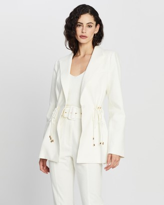 Significant Other Magnolia Blazer