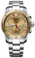Victorinox Men&s Chrono Classic Bracelet Watch