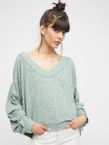 We The Free Lucky Charm Pullover by at Free People