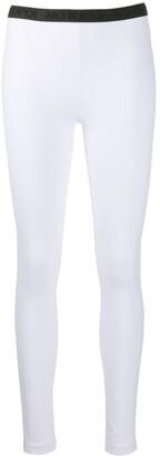NO KA 'OI Logo Waistband Leggings