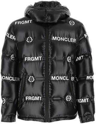 MONCLER GENIUS Moncler X Fragment Hiroshi Fujawara Allover Print Down Jacket