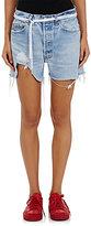 Off-White Women's Cutoff Shorts