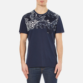 Versace Collection All Over Print Tshirt - Multi