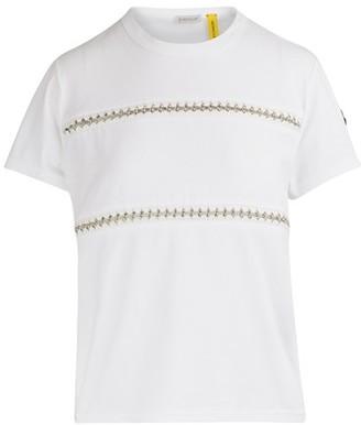 MONCLER GENIUS Moncler Noir Kei Ninomiya - Openwork T-shirt
