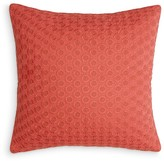"Yves Delorme Milfiori Decorative Pillow, 18"" x 18"""