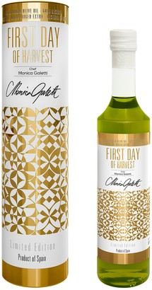 MONICA Picualia Galetti First Day Of Harvest Gold Reserve Extra Virgin Olive Oil 500ml