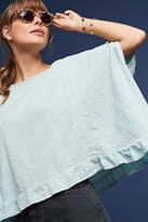 Anama Lauderdale Ruffled Pullover