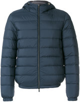 Herno classic padded coat - men - Feather Down/Polyamide/Polyurethane - 48