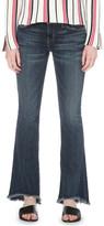 Current/Elliott Flip Flop bootcut mid-rise jeans