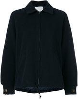 Societe Anonyme Bon Ton bomber jacket - women - Wool - S