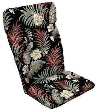 Bay Isle HomeTM Tropical Outdoor Seat/Back Cushion Bay Isle Home
